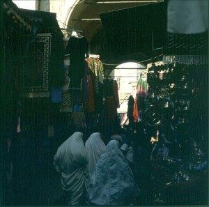 tunesien-Tunis Medina 1980