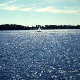 vermont-einsameer seglerin 1000 islands