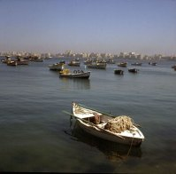 aegypten-alexandria-bucht 1981