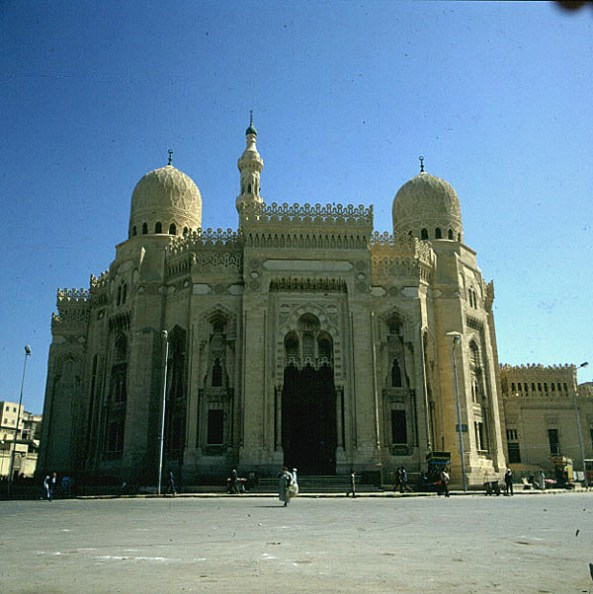 aegypten-alexandria-moschee 1981