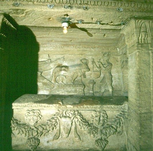 aegypten-alexandria-nekropole 1981