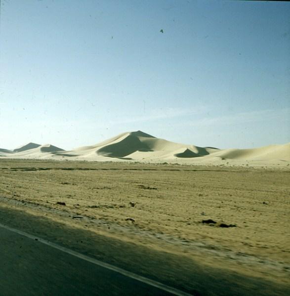 aegypten-sinai-fahrt nach suez 1981