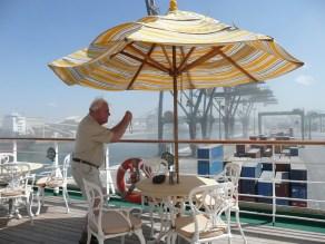 Traumschiff- Casablanca Containerkai 2012