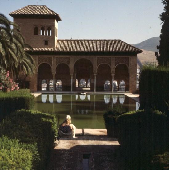 Traumschiff-Alhambra- Palast der Damen 1977