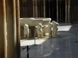 Traumschiff-Alhambra-Löwenbrunnen-