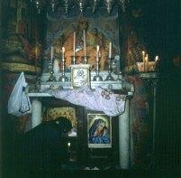 Jerusalem-Grabeskirche-Kalvarienberg