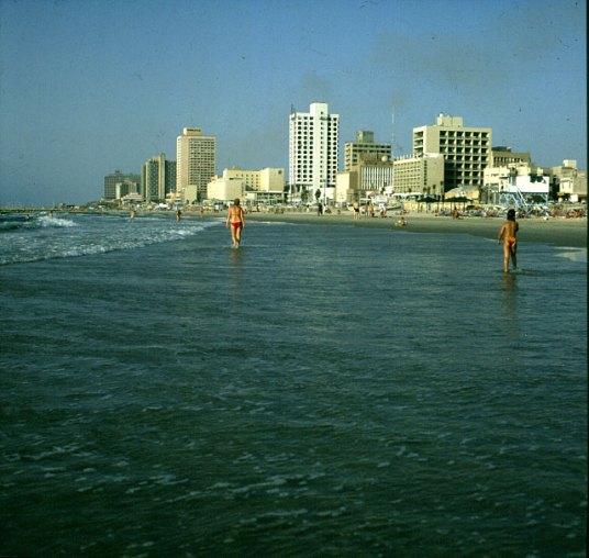 Haifa-Tel Aviv-Strand