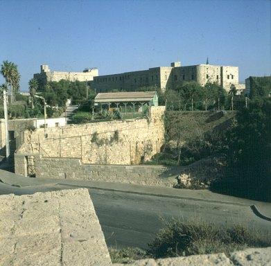 Haifa-Zitadelle