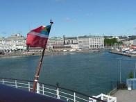 baltikum helsinki-hafen