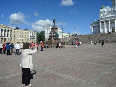 baltikum helsinki-kathedrale