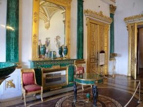 Petersburg stadt erimitage