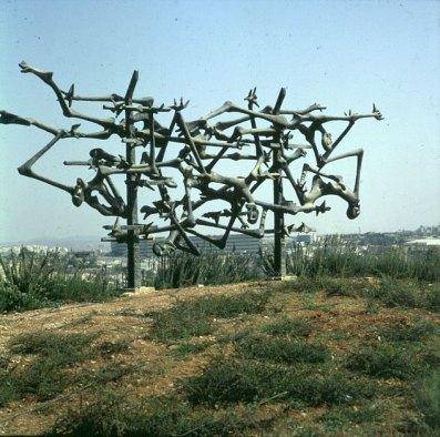 Jerusalem-Yad-Vaschem