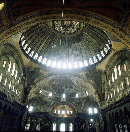 istanbul-hagia-sophia-innen