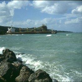 Jamaika-Bauxitschiff
