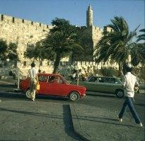Jerusalem-svend-unser Fiat