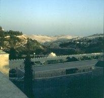 Jerusalem-Blick nach Judäa