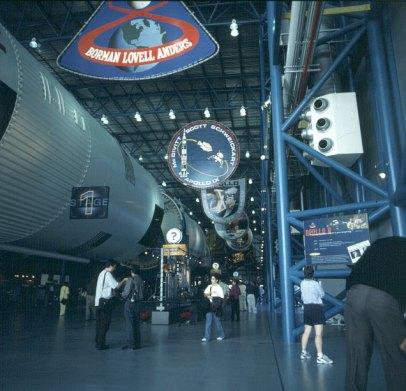 Kennedy-Spacecenter-Apollohalle