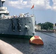 Leningrad-Aurora-Kanone