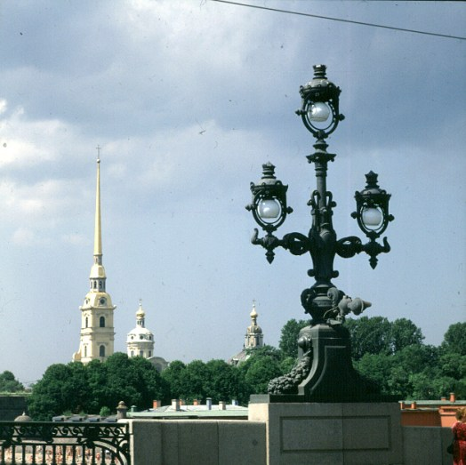 Leningrad-peter-paul-kathedrale