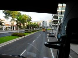 Traumschiff- Madeira Ausfahrt Funchal 2012