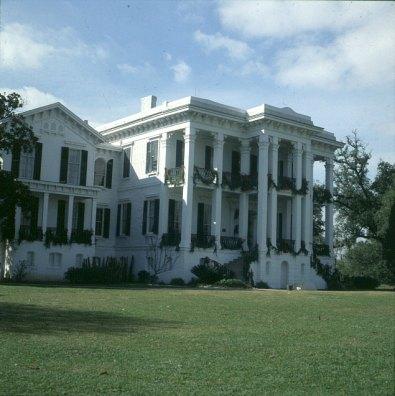 Mississippi-Rosedown Herrenhaus