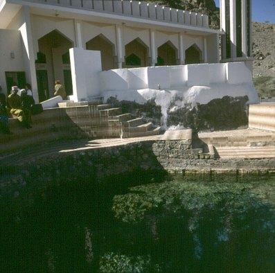 oman-oasen heilige quelle 1989