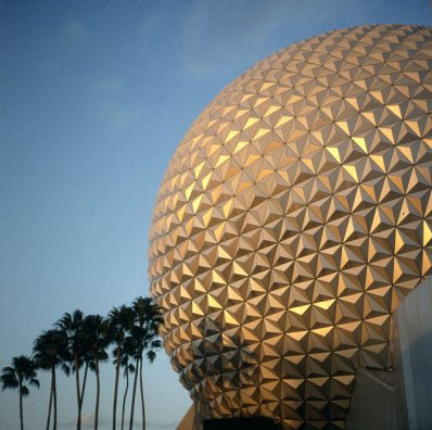 Orlando-Weltraumkugel