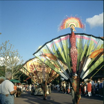 Orlando-Abendparade
