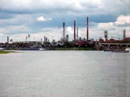 rhein-raffinerie