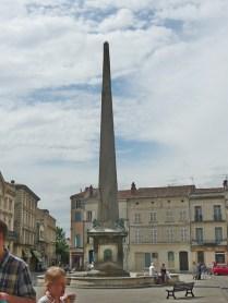 rhone-Avignon-Obelisk