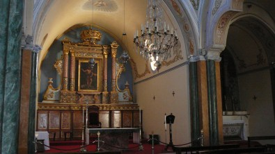 Santorin-Altar