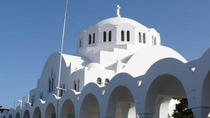 Santorin-Zentrum