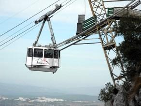 Traumschiff gibraltar-seilbahn 2012