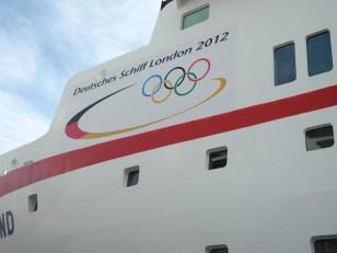 traumschiff-deutschland-olympia 2012