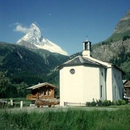 zermatt-dorfkapelle