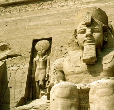 Abusimbel Ramses II