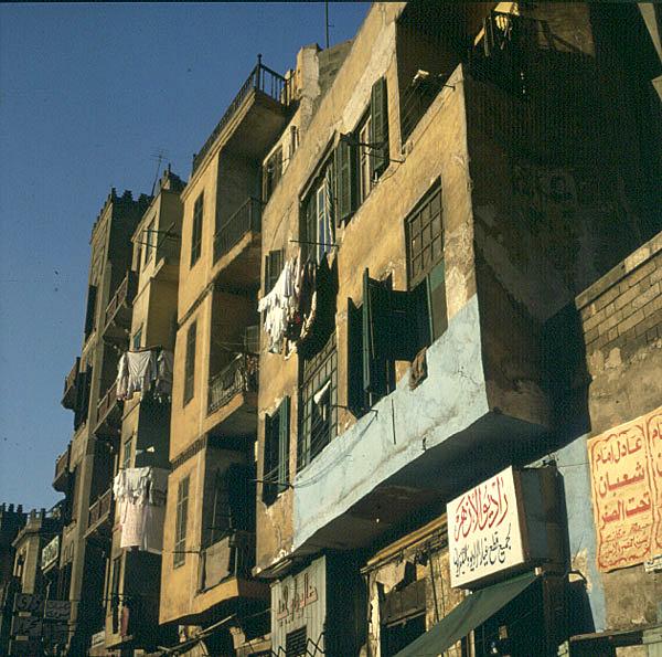 Alt-Kairo Zentrum