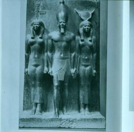 Neukairo Pharao Frau/Hathor