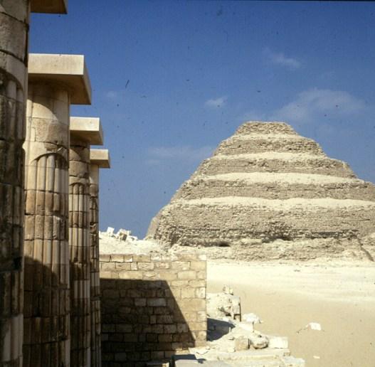Gizeh-Sakkara-Djoser Totale