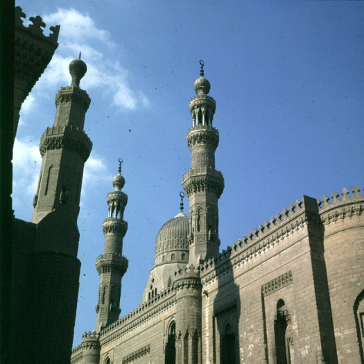 Alt-Kairo Hassanmoschee