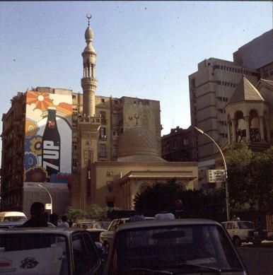 Neukairo Moschee/Seven Up