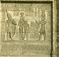 Dendera-MammsiCleopatra/Cäsarion
