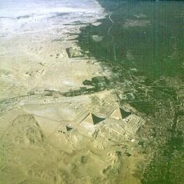 Neukairo Pyramiden 1978