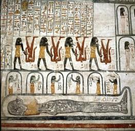 Tal der Könige RamsesVI Höllenqualen