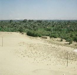 Gizeh-Sakkara-Djoser-Wüstengrenze