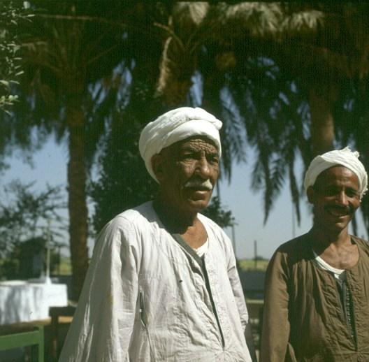 Ägypten Scheich Ali und Tahib