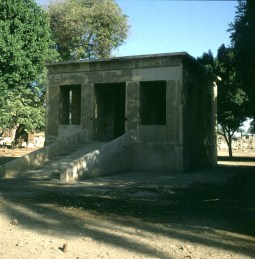 Karnak - Sesostris-Kiosk