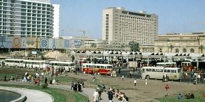 Neukairo Tahrirplatz 1978