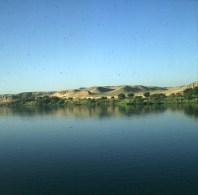 Nil-Ufer vor Assuan
