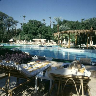 Luxortempel Winterpalst Pool 1992